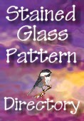 On-Line Stained Glass Pattern Directory