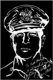 Etched MacArthur