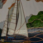 Our Newest Project: Chesapeake Bay Scene – Stained Glass Windows – Johns Hopkins Hospital