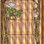The January 2014 Free Monthly Stained Glass Pattern is Up!