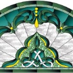 The March 2014 Free Monthly Stained Glass Pattern is Up!