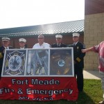 Ft. Meade, Maryland 9/11 Memorial Stained Glass Panel Unveiling – Presentation