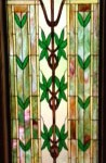 Tree of Life Stained Glass panel © Paned Expressions 2014 Fabricated by Nan Polas
