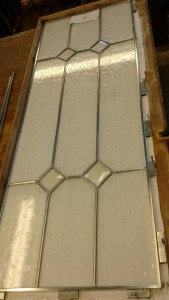 Leaded SG Panels Completed